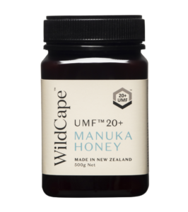 UMF 20+ 500g – Front